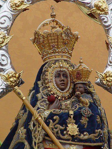 Resultado de imagen de Virgen de la Cabeza