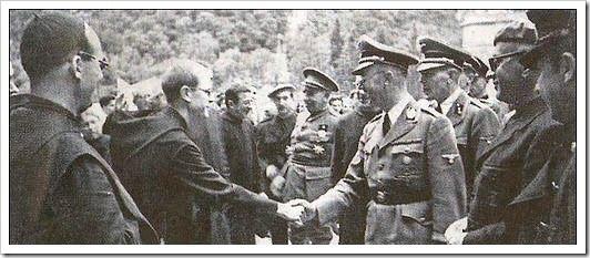 Cuando los nazis visitaron Montserrat buscando el Santo Grial y se ...