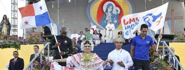 La Virgen estuvo presente en la JMJ de Panamá y lo estará más en la de Lisboa 2022
