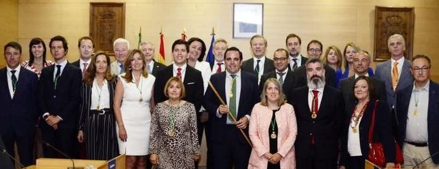 El Alcalde y los concejales desde las municipales de 2019 en Boadilla del Monte