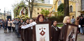 La Virgen del Carmen es la patrona de Chile