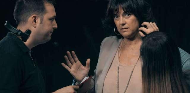 María Vallejo-Nágera interpreta a una periodista de misterios en Corazón Ardiente