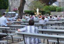 Santuario de Beauraing en Bélgica