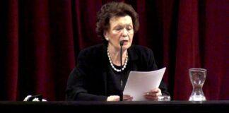 La historiadora Gabriella Zarri