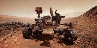 Este robot explorador en Marte lleva el nombre de la Virgen de Flores