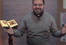 El sacerdote Javier Riveros conduce El Rosario Peregrino los domingos en Minuto de Dios