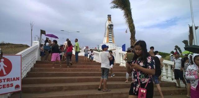 Montemaría en Filipinas, imagen de la Madre de Toda Asia