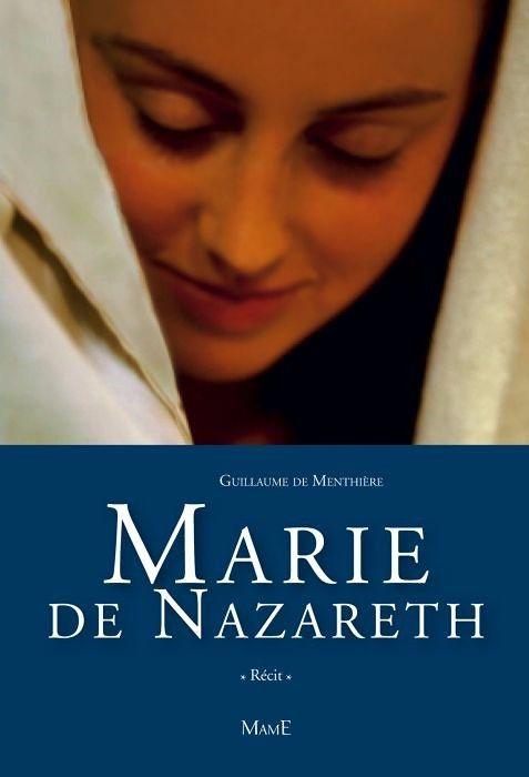 Portada de Marie de Nazareth