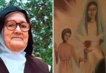 Siendo Sor Lucía una joven novicia en Pontevedra, la Virgen pidió a Sor Lucía difundir la devoción de los 5 primeros sábados